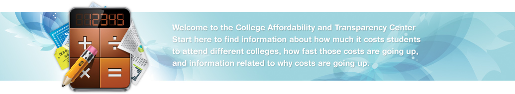 Higher Education Opportunity Act Information on College Costs